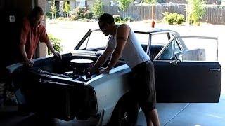 Pontiac GTO LeMans Chevy SBC 350 383 Stroker 1964 1965 Classic American Muscle Car