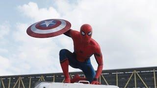 Spider Man Civil War PS1 Theme