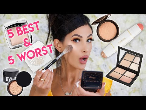 5 BEST + 5 WORST HIGHLIGHTERS OF ALL TIME 💡 - WHO MADE THE CUT? thumbnail