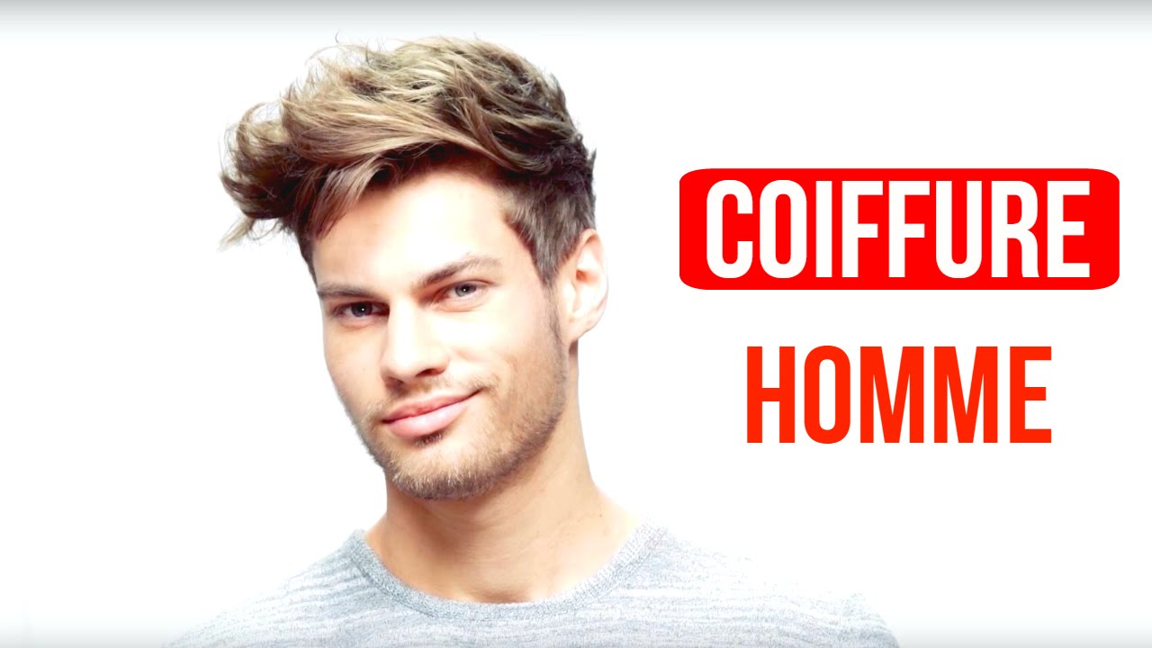 tutoriel coiffure homme look rock matrix youtube. Black Bedroom Furniture Sets. Home Design Ideas