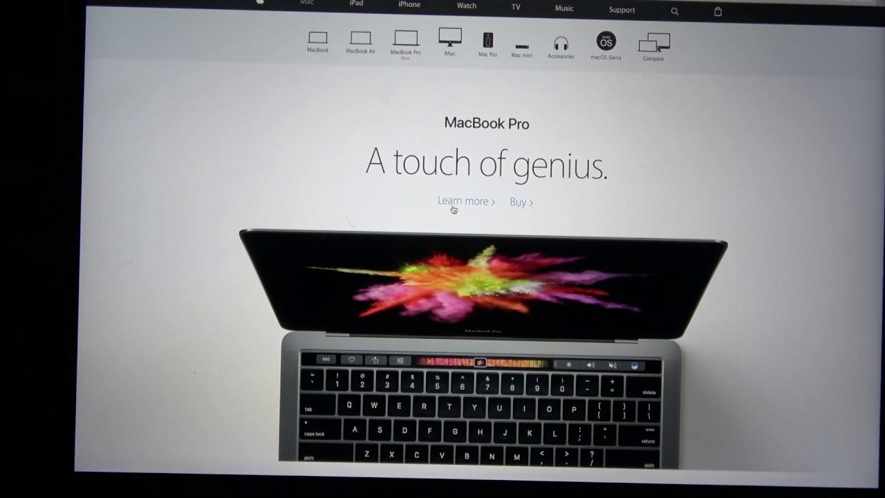 Apple MacBook Pro MLW1