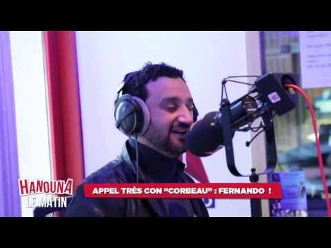 """Appel Très Con """"CORBEAU"""" : Fernando !"""
