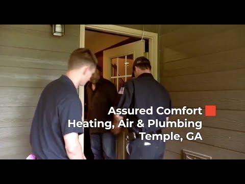 Assured Comfort Heating, Air, Plumbing in Temple, GA