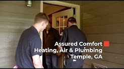 Assured Comfort Heating, Air, Plumbing in Temple, GA