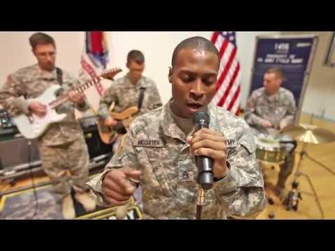 U.S. Army Cadence Remix - Mama Mama can't you see