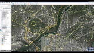 Washington DC maps out the end of days. Illuminati Freemason Symbolism.