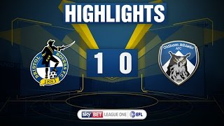 HIGHLIGHTS: Bristol Rovers 1-0 Oldham Athletic