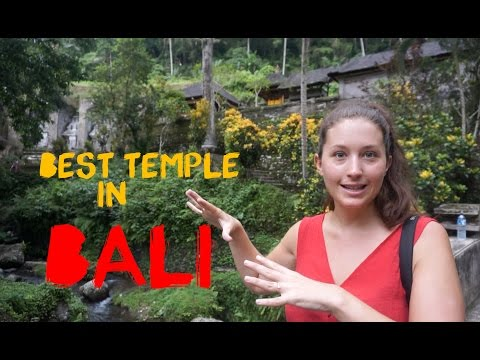 Impressions at the Best Bali Temple | Bali Travel Vlog #3