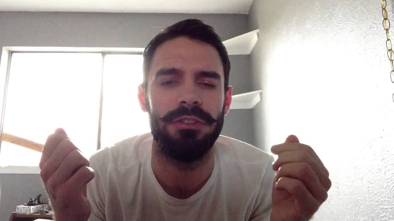 how to grow full beard and mustache