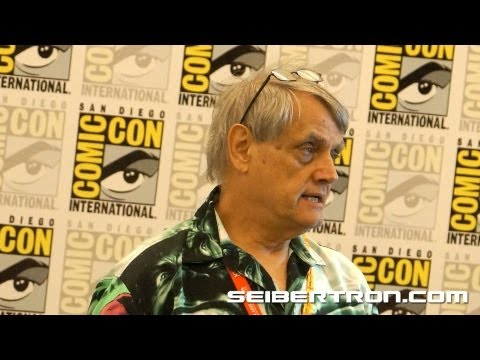 Herb Trimpe talks Hulk, Transformers, and more SDCC Comic-Con 2012 part 1/3 - Seibertron.com