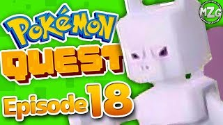 FINAL BOSS MEWTWO!? - Pokemon Quest Gameplay Walkthrough - Episode 18 - World 11! (Nintendo Switch)