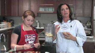 Weight Loss Camps | Camp Shane Cooking Healthy with Kids - Weight Controlled Breakfast