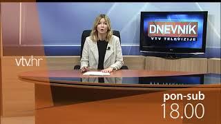 VTV Dnevnik najava 4. svibnja 2019.