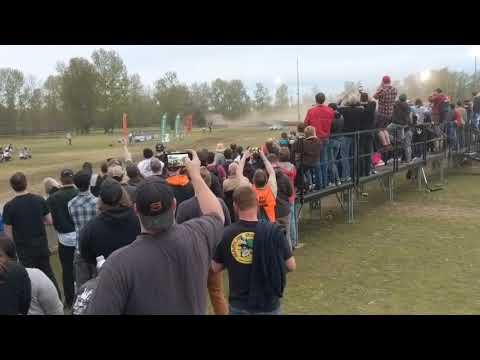 Oregon Trail Rally 2018