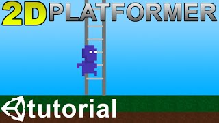 Ladder - Unity 2D Tutorial (C#)