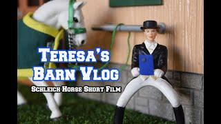 Teresa's Barn Vlog - Funny Schleich Horse Short Film