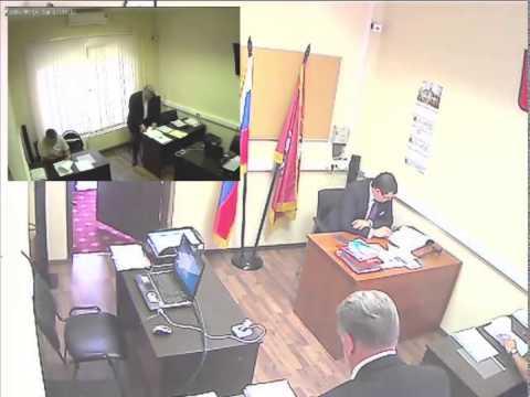 Заседание в Арбитражном третейском суде города Москвы (видео)