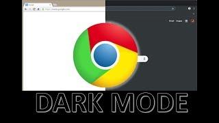 🖤 Dark Mode 🖤 - Chrome Switching to Dark Mode
