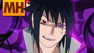 Tipo Sasuke 😎 (Naruto) | Style Trap | Prod. Sidney Scaccio | MHRAP