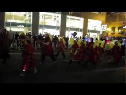 San Francisco Chinese New Year Parade 2013 Jose Ortega Elementary School
