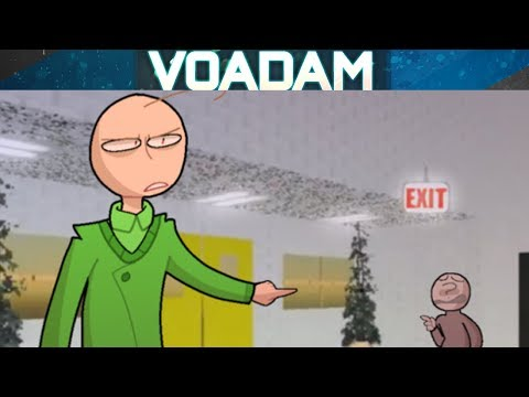 Basically Baldi Series Part 2- Baldi's Basics Comic Dubs and Animations!