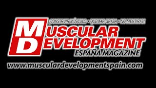 Jordi Martínez Zafra for Muscular Development Spain - Preparing for the ACE 2014