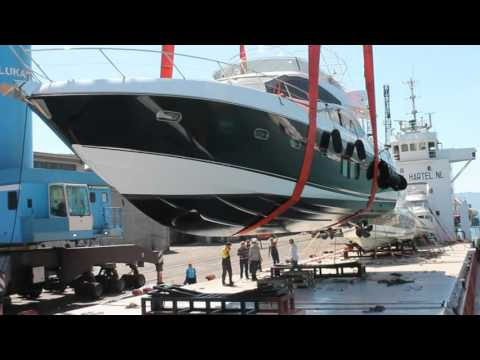 Bandic Yacht Transport / Croatia -- North Europe line