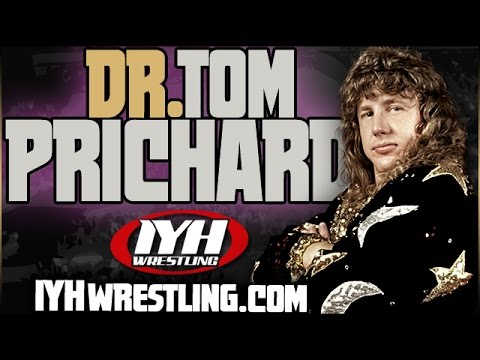 Dr. Tom Prichard In Your Head Wrestling Shoot Interview