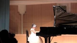 "Tchaikovsky Children's Album Op.39 ""Polka"" 7 years old チャイコフス..."
