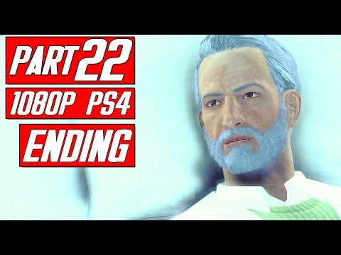 Fallout 4 ENDING Part 22 (Institute Ending) No Commentary Walkthrough [1080p HD] PS4 Gameplay