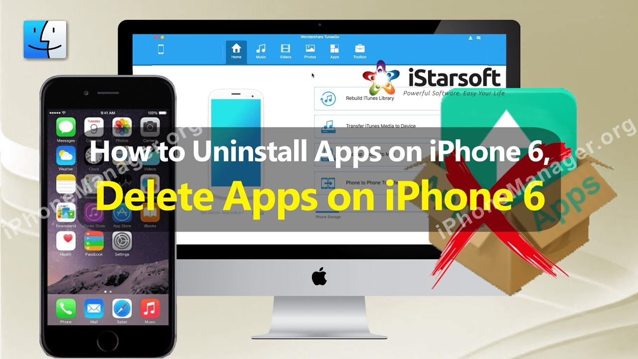how to remove apps from iphone how to uninstall apps on iphone 6 delete apps on iphone 6 18982