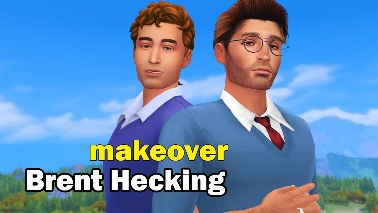 The Sims 4 I Townie Makeover – Brent Hecking