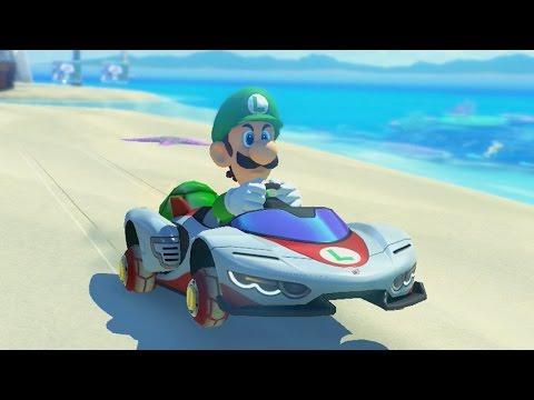 Mario Kart 8 Grand Prix - 150cc Shell Cup