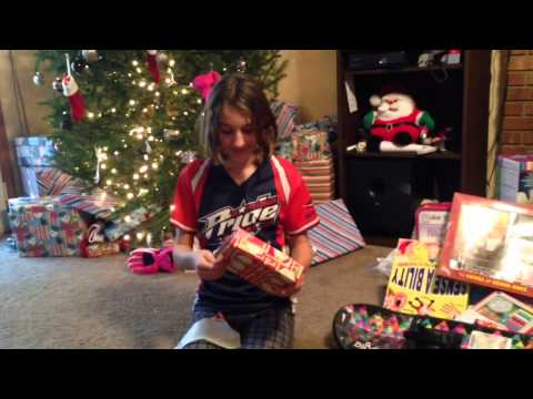 Family Christmas gifts 2014 part 1 - YouTube