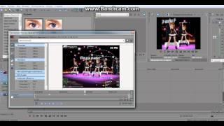Видео-урок,перемещение фрагмента и эффект сияния,Audition2