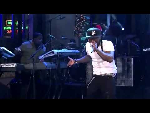 Lil Wayne 6foot 7foot live
