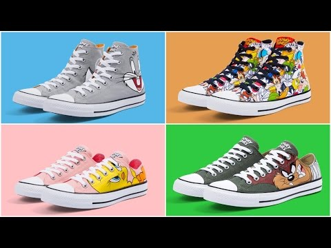 Introducing The Converse Looney Tunes Chuck Taylor