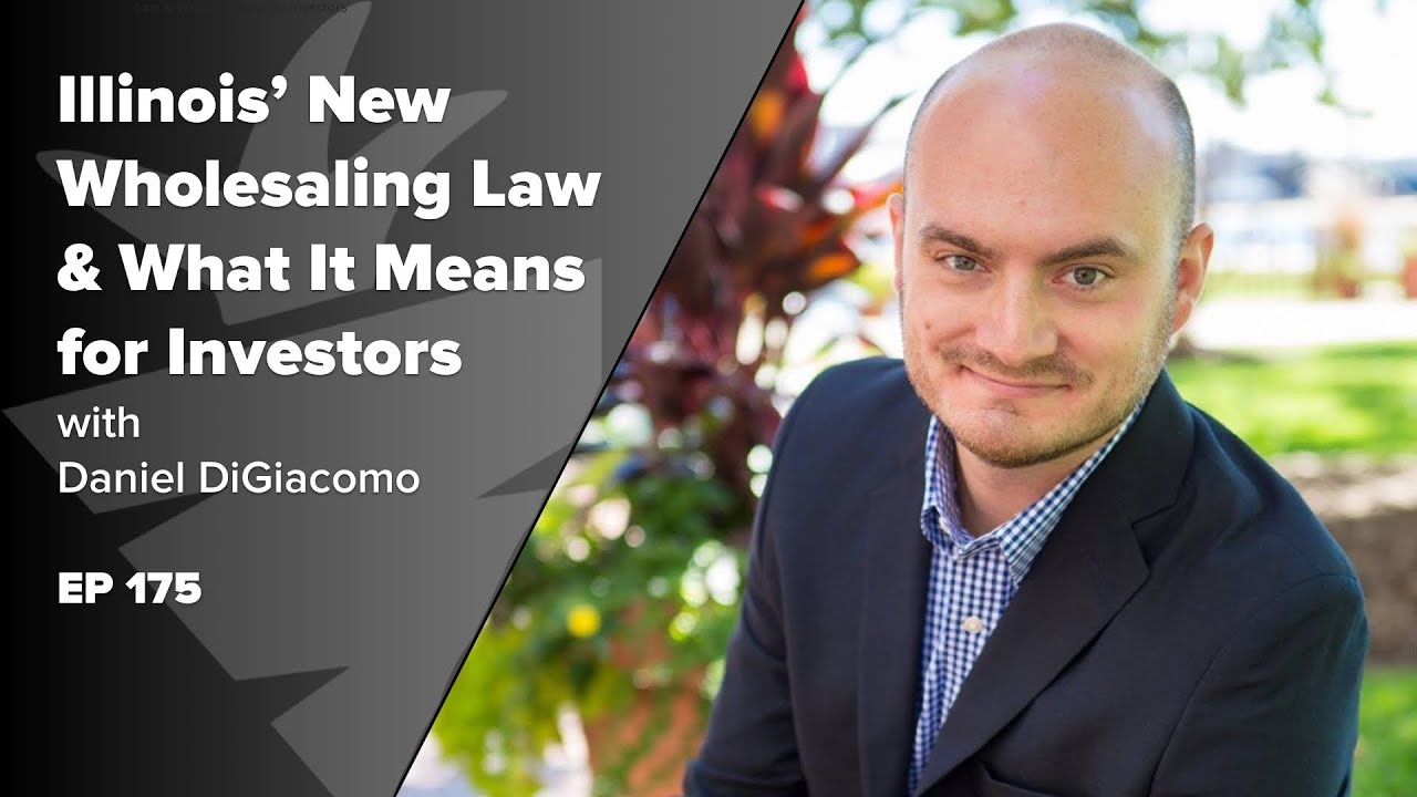 Is Wholesaling Illegal in Illinois? The Truth Behind The New Law & What It Means for Investors
