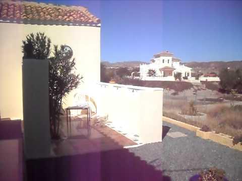Beautiful Villa For Sale Albox Spain 169,995 Euros-cla 2098