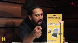 The HERCULES Tablet Holder DG305B