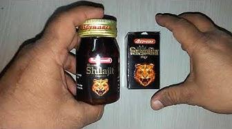 Baidyanath Shodhit Shilajit Capsule review Shilajit uses and benefits