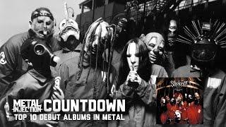 3. SLIPKNOT Slipknot - Top 10 Debut Albums In Metal | Metal Injection