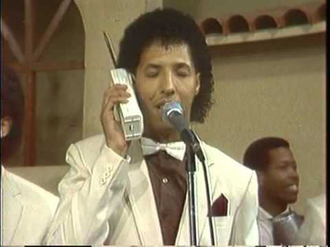 BONNY CEPEDA (video 80's) - Solo Llame Para Decirte Te Amo