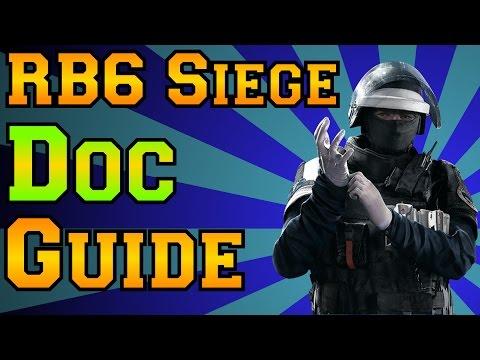 Rainbow Six Siege - Doc Guide
