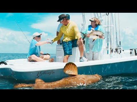 GOLIATH GROUPER And PERMIT Fishing In Florida!
