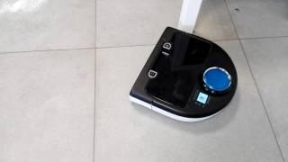 iRobot Neato uk service center - robotclinic.co.uk - Neato D85 post-repair test