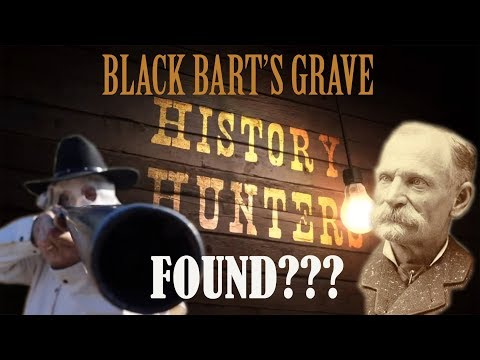 History Hunters Episode #5 - Black Bart grave found?