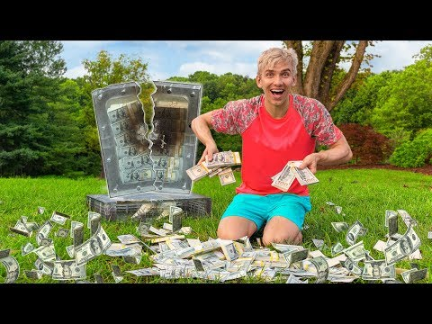 WE OPENED $1 MILLION UNBREAKABLE MONEY BOX!! (Challenge Complete)