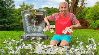 WE OPENED $1 MILLION UNBREAKABLE MONEY BOX!! (Challenge Complete)
