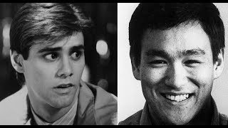 Jim Carrey & Bruce Lee Share The Same Philosophy |